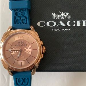 New Coach Watches